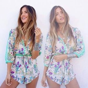 Spell and Gypsy Collective Gypsy Queen romper